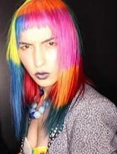 Color Me Rainbow Hair